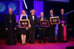 Uroczystość wręczenia medalu Per Artem Ad Deum 2017